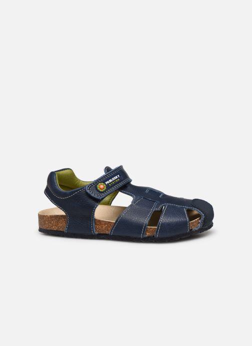 Sandalen Pablosky Sandales Footbed blau ansicht von hinten