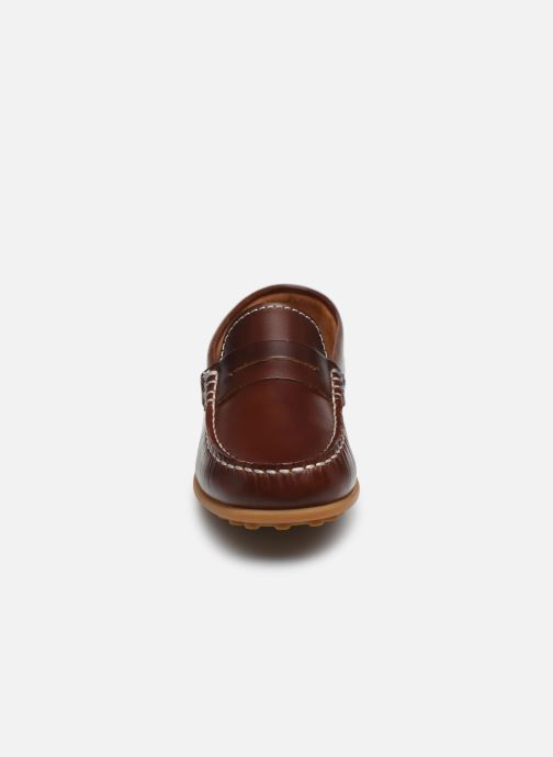 Loafers Pablosky Mocassins Brown model view