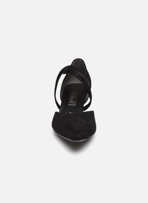 Escarpins Gabor ALVA Noir vue portées chaussures
