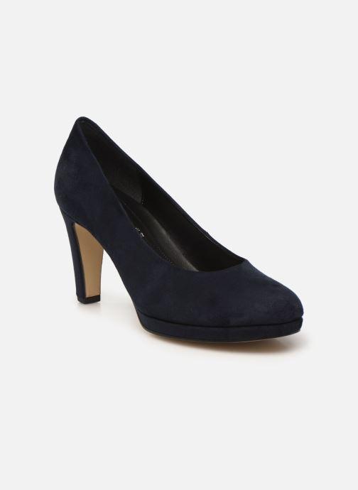 Zapatos de tacón Gabor FRIDA Azul vista de detalle / par