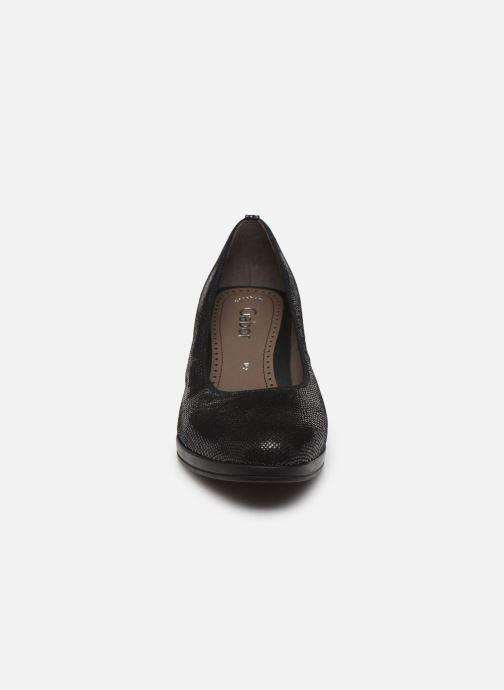 Escarpins Gabor ELIN Noir vue portées chaussures