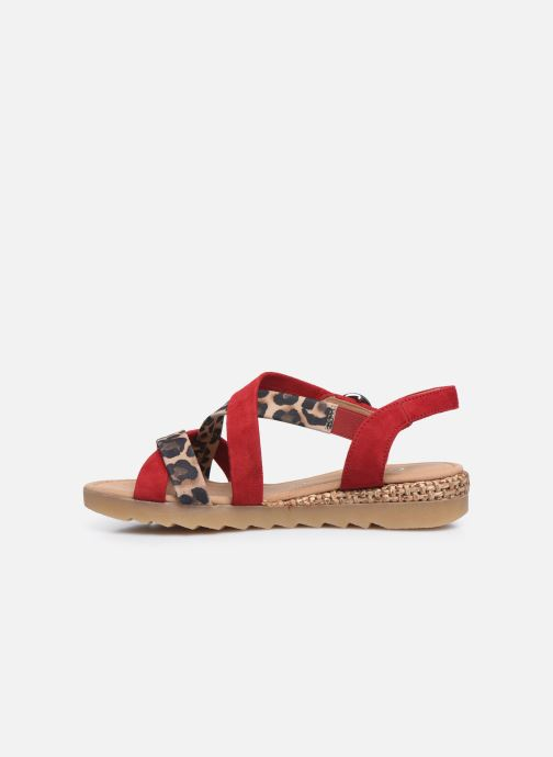 Sandali e scarpe aperte Gabor DARYA Rosso immagine frontale