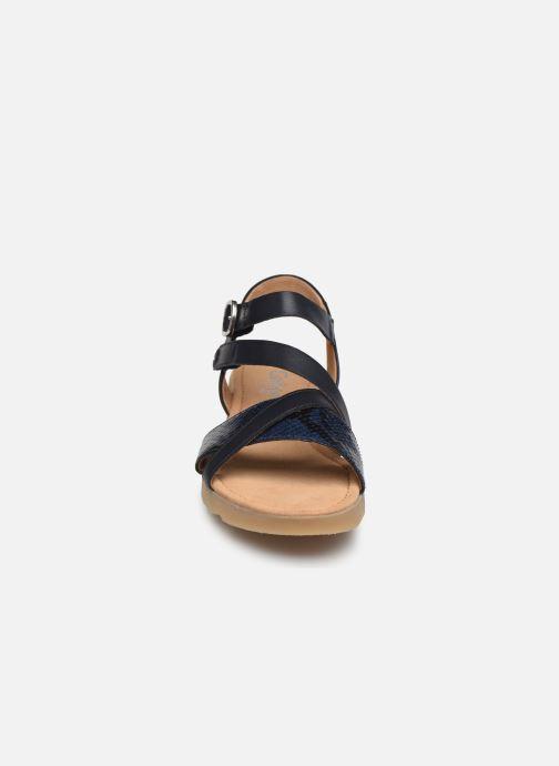 Sandalen Gabor HELIA schwarz schuhe getragen
