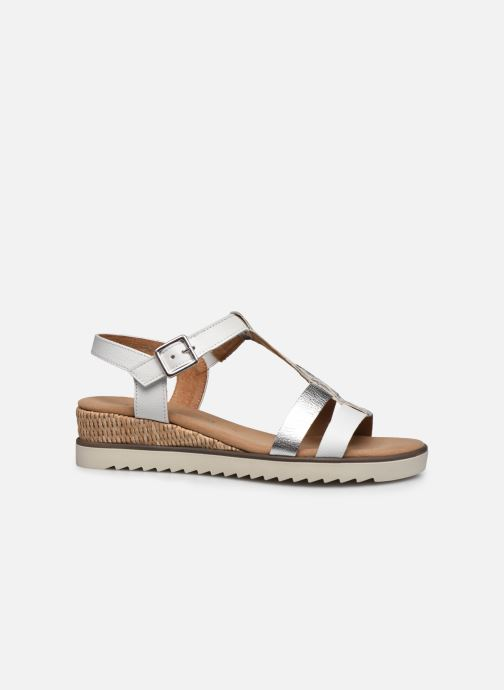 Sandales et nu-pieds Gabor SHIRAZE Blanc vue derrière