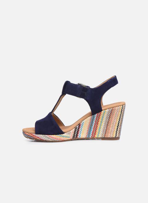 Sandali e scarpe aperte Gabor SOHEILA Nero immagine frontale