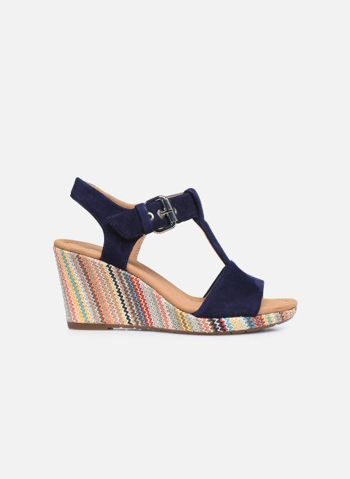 Sandali e scarpe aperte Gabor SOHEILA Nero immagine posteriore