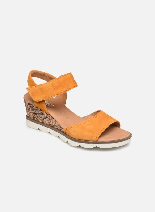 Sandalen Gabor FARAH orange detaillierte ansicht/modell