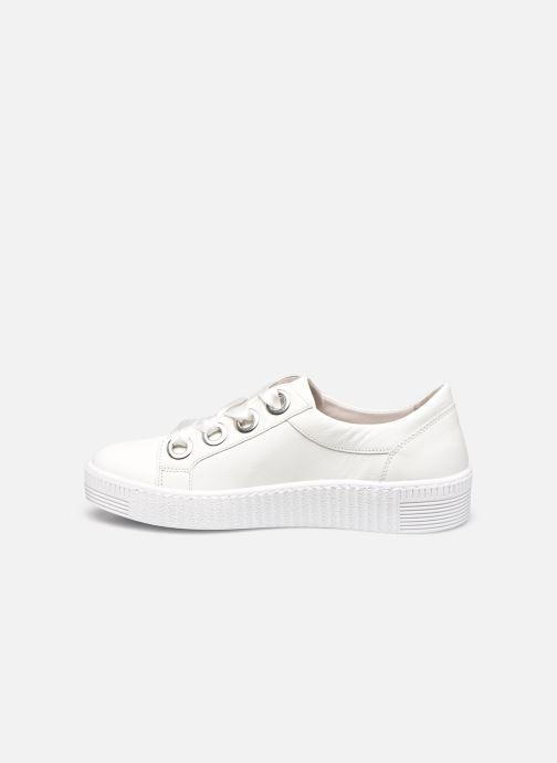 Sneakers Gabor ZOYA Bianco immagine frontale