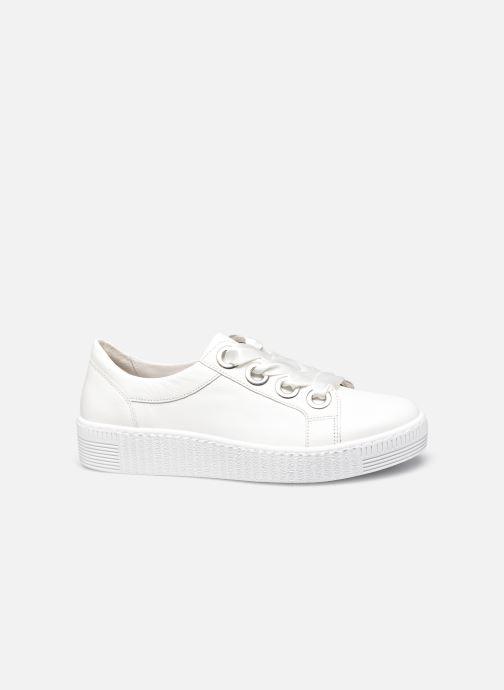 Sneakers Gabor ZOYA Bianco immagine posteriore
