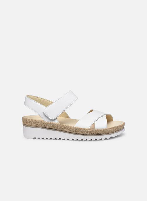 Sandales et nu-pieds Gabor MAONA Blanc vue derrière