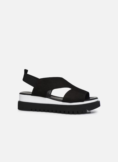 Sandales et nu-pieds Gabor HAINA Noir vue derrière