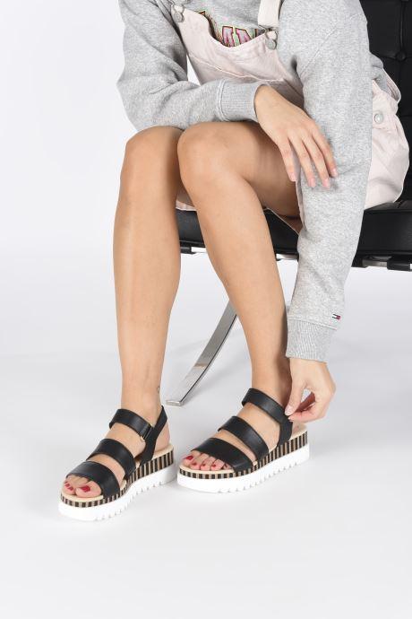 Sandali e scarpe aperte Gabor IVA Nero immagine dal basso