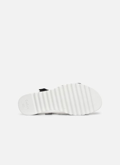 Sandali e scarpe aperte Gabor IVA Nero immagine dall'alto