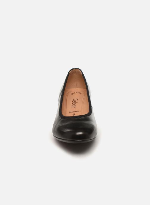 Zapatos de tacón Gabor LUANA Negro vista del modelo