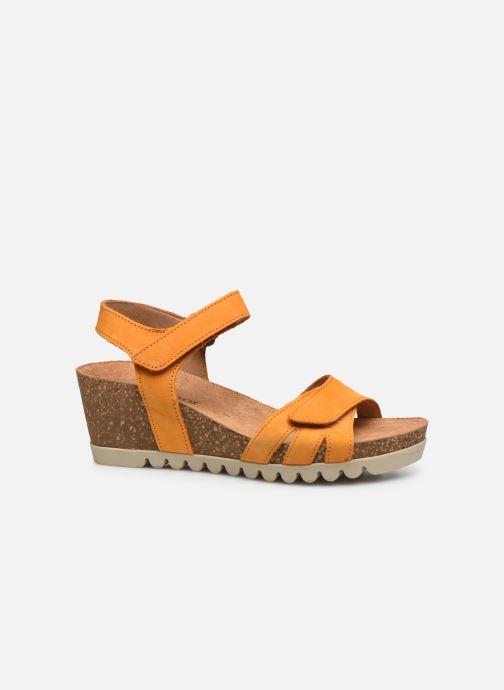 Sandales et nu-pieds Gabor MAIMA Orange vue derrière