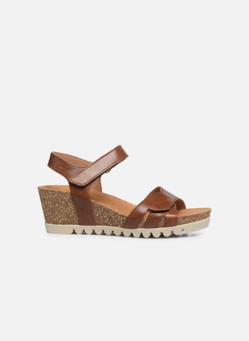Sandales et nu-pieds Gabor MAIMA Marron vue derrière