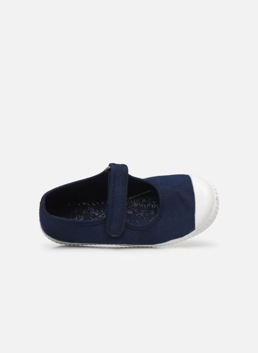 Baskets I Love Shoes BOSSA Bleu vue gauche