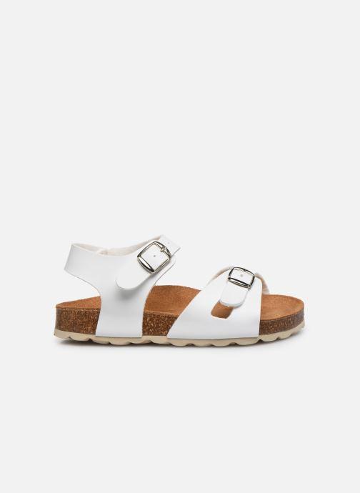 Sandales et nu-pieds I Love Shoes BORICIA Blanc vue derrière