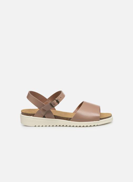 Sandales et nu-pieds I Love Shoes BOSSIL LEATHER Rose vue derrière