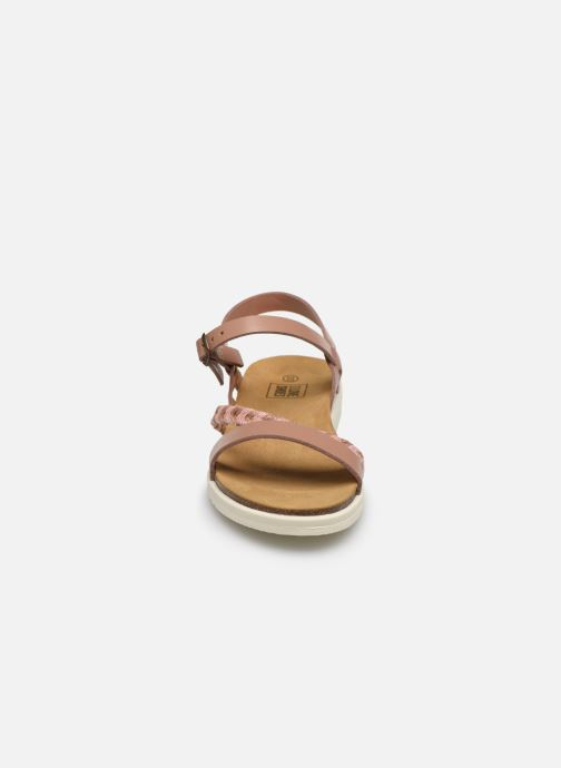 Sandalias I Love Shoes BOTRESS LEATHER Rosa vista del modelo
