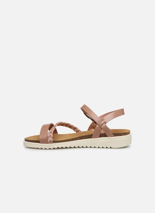 Sandalias I Love Shoes BOTRESS LEATHER Rosa vista de frente