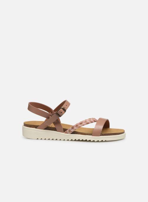 Sandales et nu-pieds I Love Shoes BOTRESS LEATHER Rose vue derrière