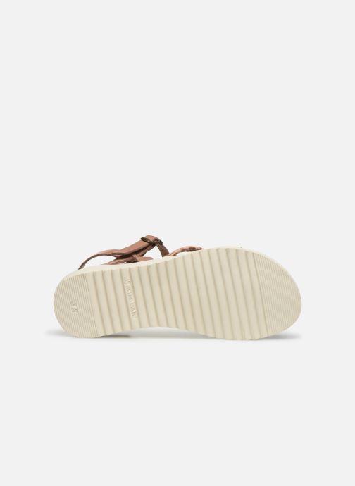 Sandales et nu-pieds I Love Shoes BOTRESS LEATHER Rose vue haut