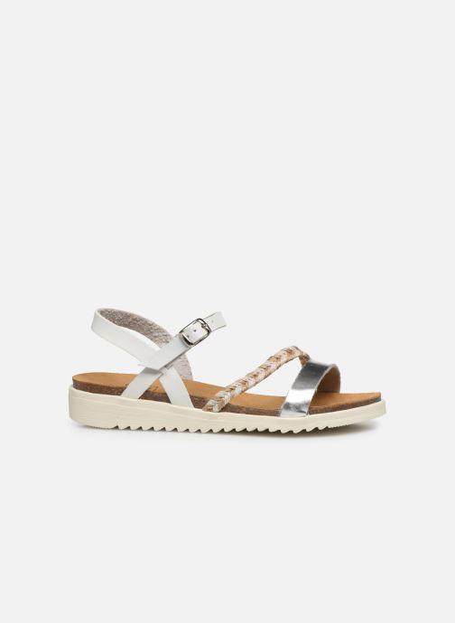 Sandales et nu-pieds I Love Shoes BOTRESS LEATHER Blanc vue derrière