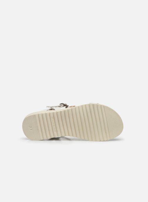 Sandalias I Love Shoes BOTRESS LEATHER Blanco vista de arriba