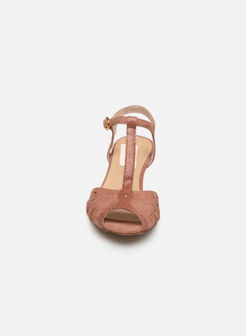 Sandalen Georgia Rose Loustina rosa schuhe getragen