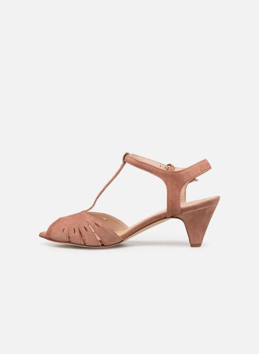 Sandalen Georgia Rose Loustina rosa ansicht von vorne