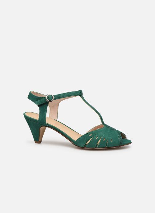 Sandales et nu-pieds Georgia Rose Loustina Vert vue derrière