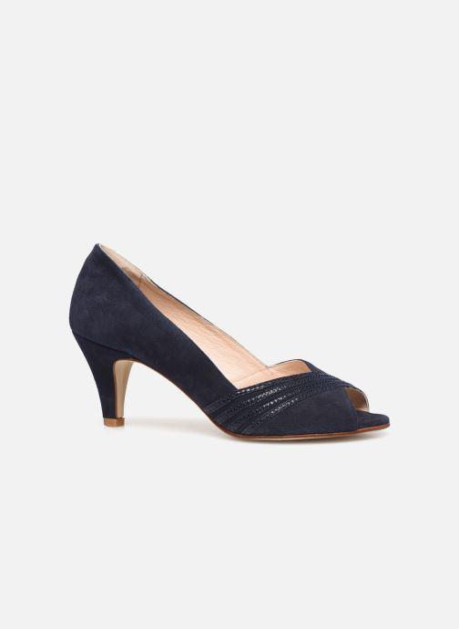Zapatos de tacón Georgia Rose Lucina Azul vistra trasera