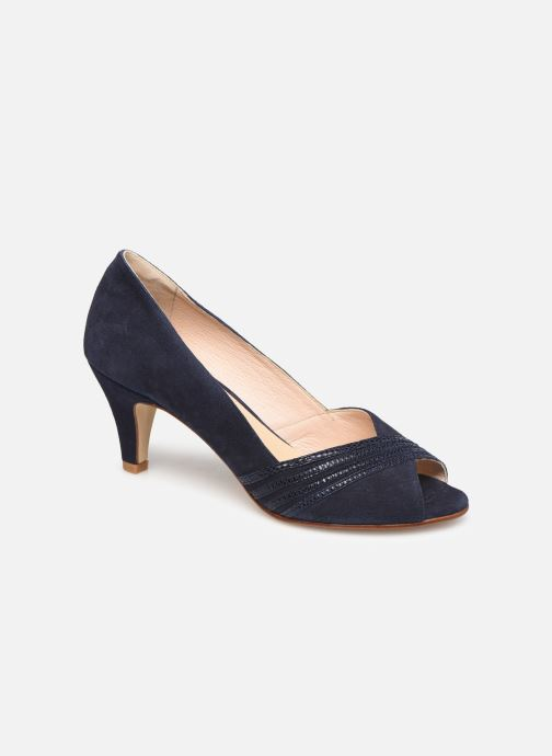 Zapatos de tacón Georgia Rose Lucina Azul vista de detalle / par