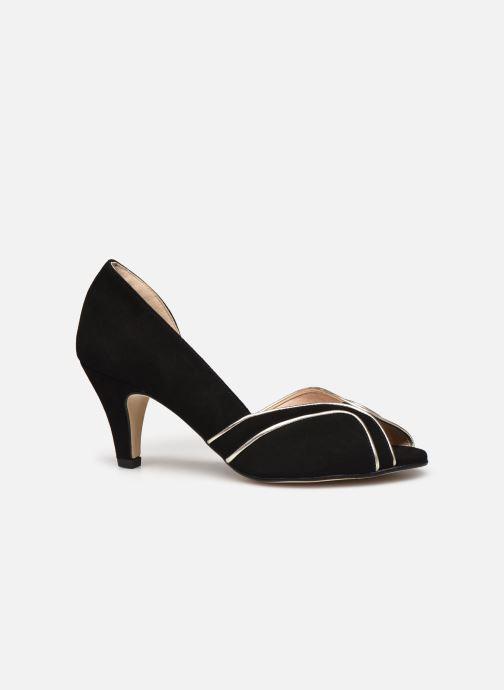 Zapatos de tacón Georgia Rose Lorima Negro vistra trasera