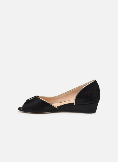Zapatos de tacón Georgia Rose Laurinette Negro vista de frente