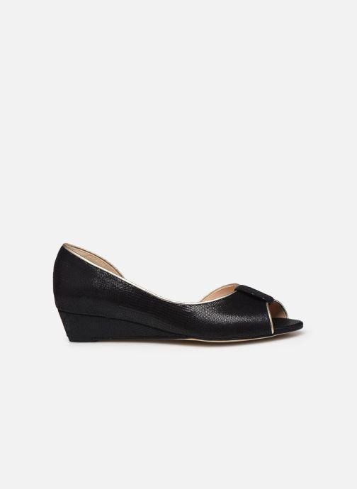 Zapatos de tacón Georgia Rose Laurinette Negro vistra trasera
