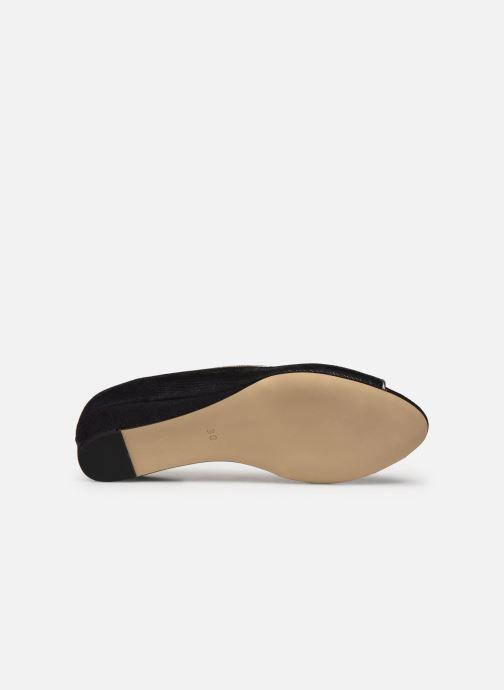 Zapatos de tacón Georgia Rose Laurinette Negro vista de arriba