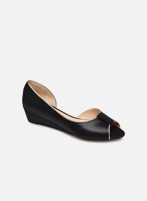 Zapatos de tacón Georgia Rose Laurinette Negro vista de detalle / par
