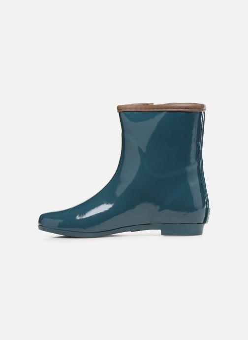Stiefel Gioseppo Ciclon blau ansicht von vorne