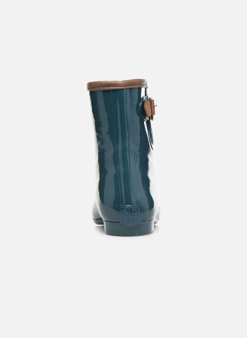 Stiefel Gioseppo Ciclon blau ansicht von rechts
