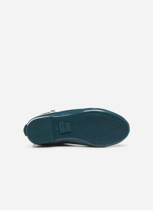 Stiefel Gioseppo Ciclon blau ansicht von oben