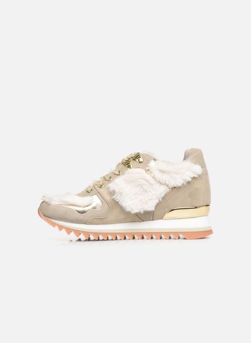 Sneaker Gioseppo 41065 beige ansicht von vorne