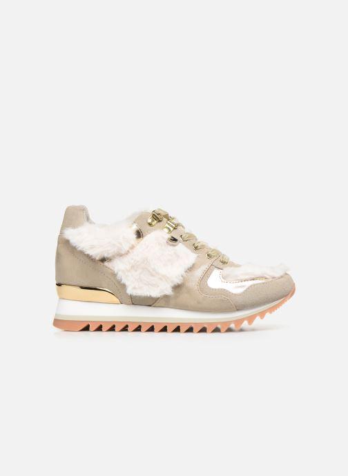 Sneaker Gioseppo 41065 beige ansicht von hinten
