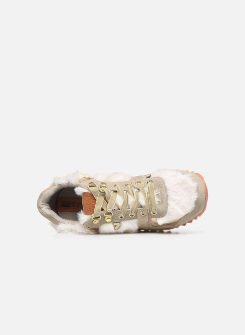Sneaker Gioseppo 41065 beige ansicht von links