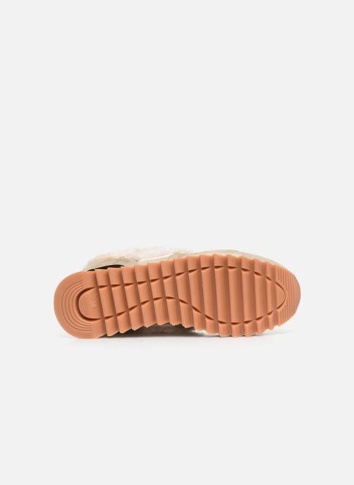 Sneaker Gioseppo 41065 beige ansicht von oben