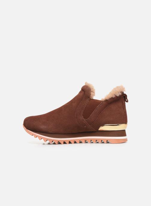 Sneaker Gioseppo 41099 braun ansicht von vorne