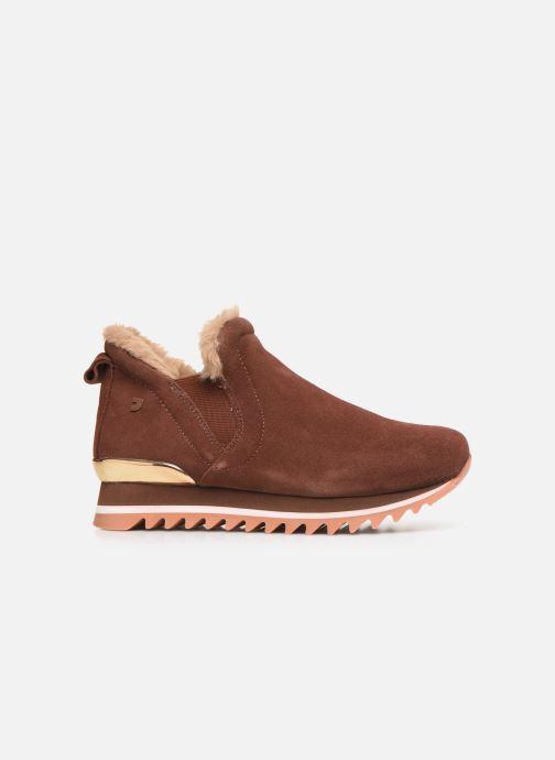 Sneaker Gioseppo 41099 braun ansicht von hinten