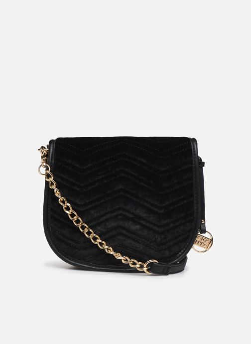 Handtaschen Gioseppo 41122 schwarz ansicht von vorne