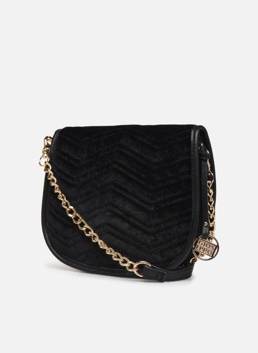 Handtaschen Gioseppo 41122 schwarz ansicht von rechts